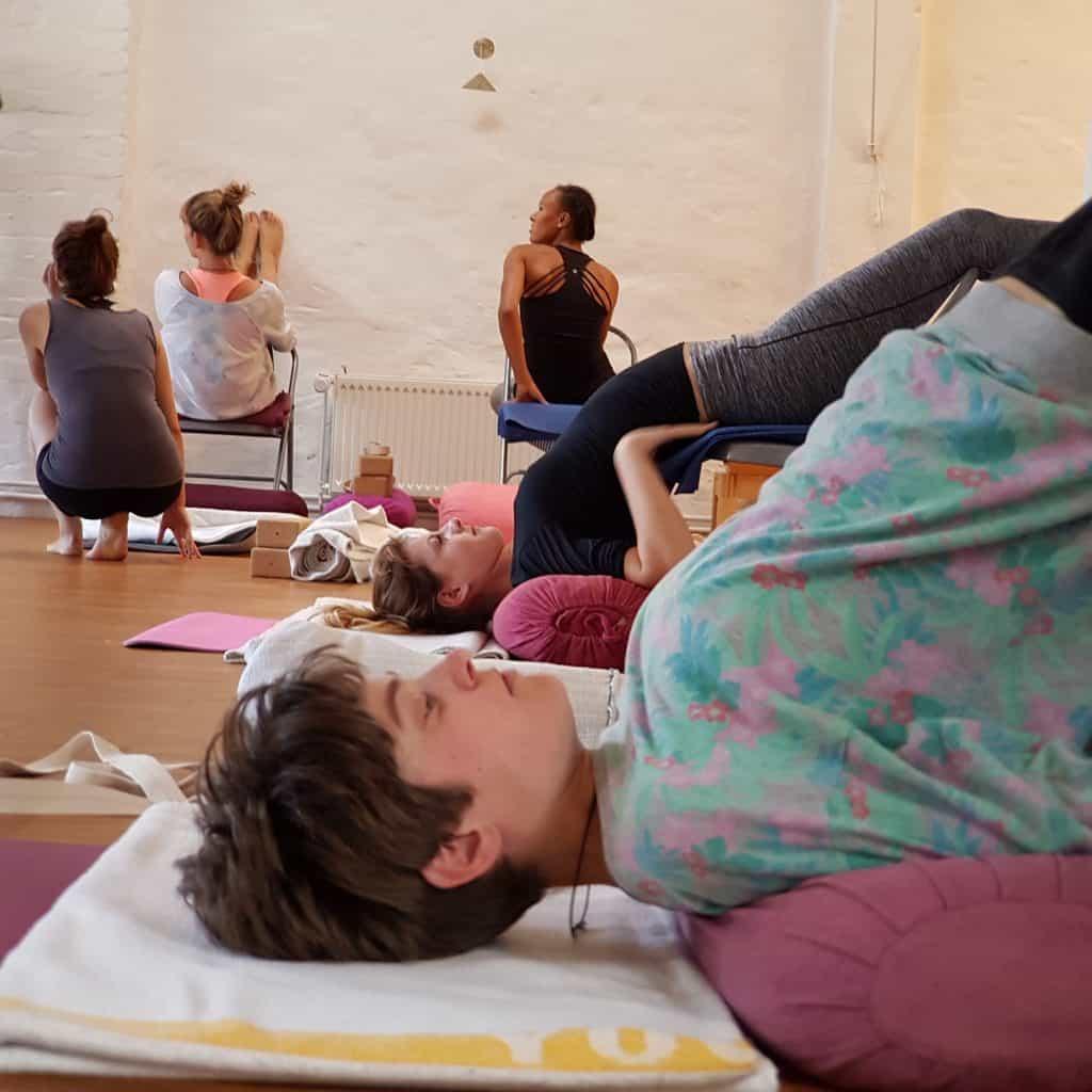 Inner Flow Yoga Trigunas