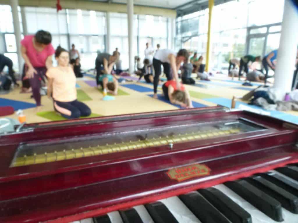 Werde Yogalehrer*in